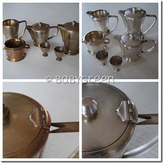 Pulire argento tiffany