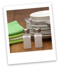 Io non lavo i piatti… {Green.itudine del 30 giugno 2011}