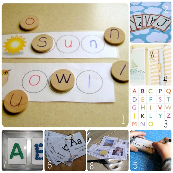 Ben noto 10 siti utili con idee e tutorial per giocare con le lettere  TC85