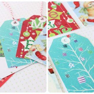 Come fare etichette regalo a costo zero e green