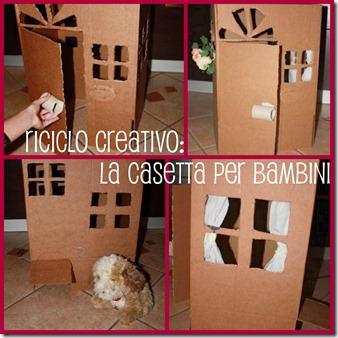 Come costruire una casetta per bambini a costo zero for Il costo di costruire la propria casa