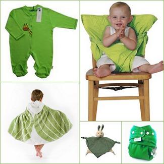 15 idee regalo per neonati ecologici babygreen for Idee regalo per una cavallerizza