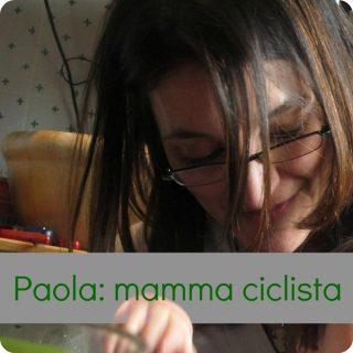 Paola: mamma ciclista e green