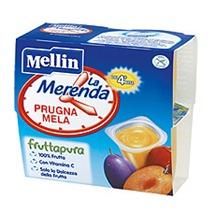 mellin-ritira-un-lotto-della-merenda-prugna-mela-Illustration_s313723
