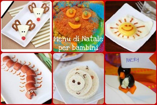 cucina idee Bambini : Idee Di Cucina : Menu completo di Natale per bambini - BabyGreen
