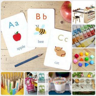 Montessori: 10 bacheche Pinterest