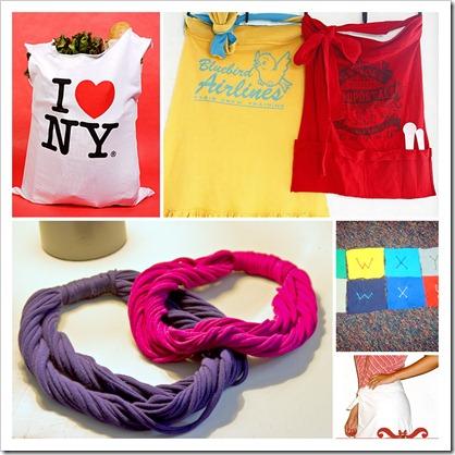 5 idee fattibili per riciclare t shirt babygreen - Idee per riciclare ...