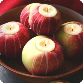 apple-candles-fall