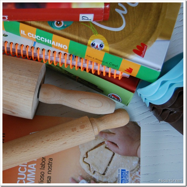 5 libri per cucinare con i bambini babygreen - Cucinare coi bambini ...