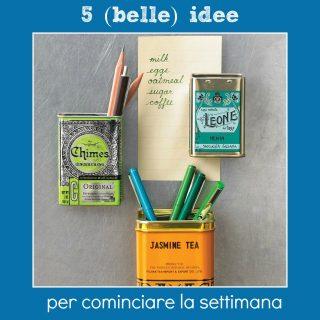 5 (belle) idee per iniziare bene la settimana