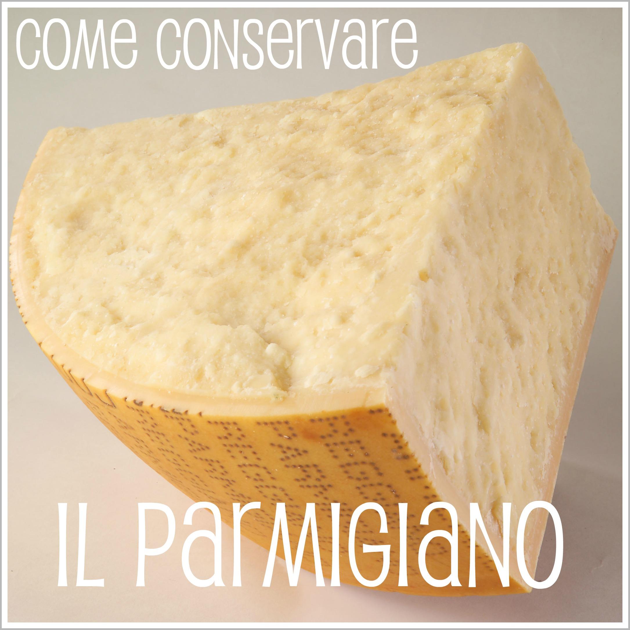 Come Conservare Il Parmigiano Babygreen