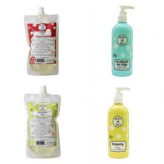 Detergenti bio per bambini che si lavano da soli (ma anche per neonati)