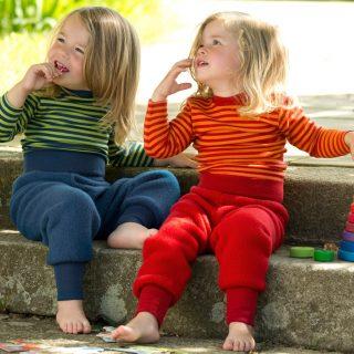 Come vestire i bambini d'inverno (con omaggio!)