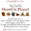 Baby Flash Mob: Orsetti in Piazza