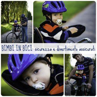 Bimbi in bici: sicurezza e divertimento assicurati