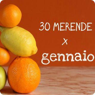 30 merende per gennaio