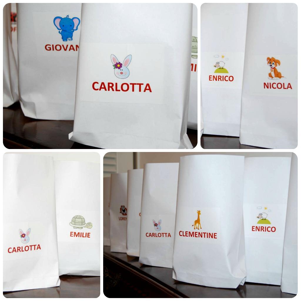 Top Sacchetti di carta fai da te (e personalizzati) - BabyGreen GG59