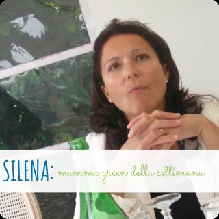 Silena: mamma green della settimana