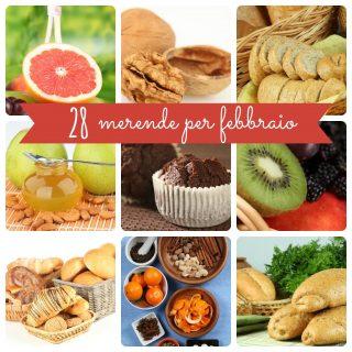 28 merende per febbraio