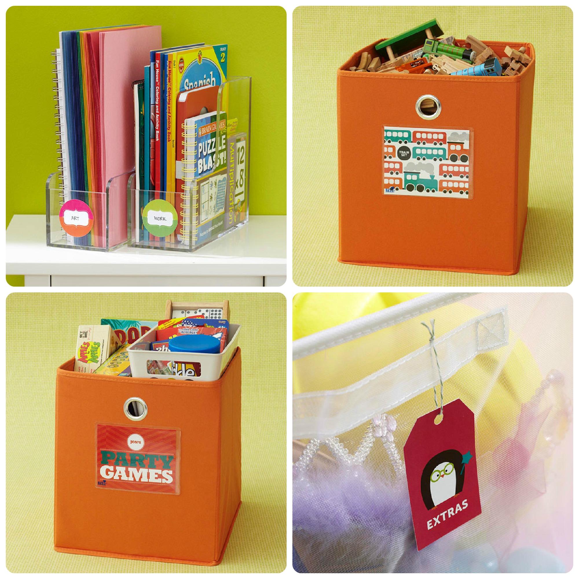 Organizzare I Giochi Dei Bambini Etichette Da Scaricare Babygreen