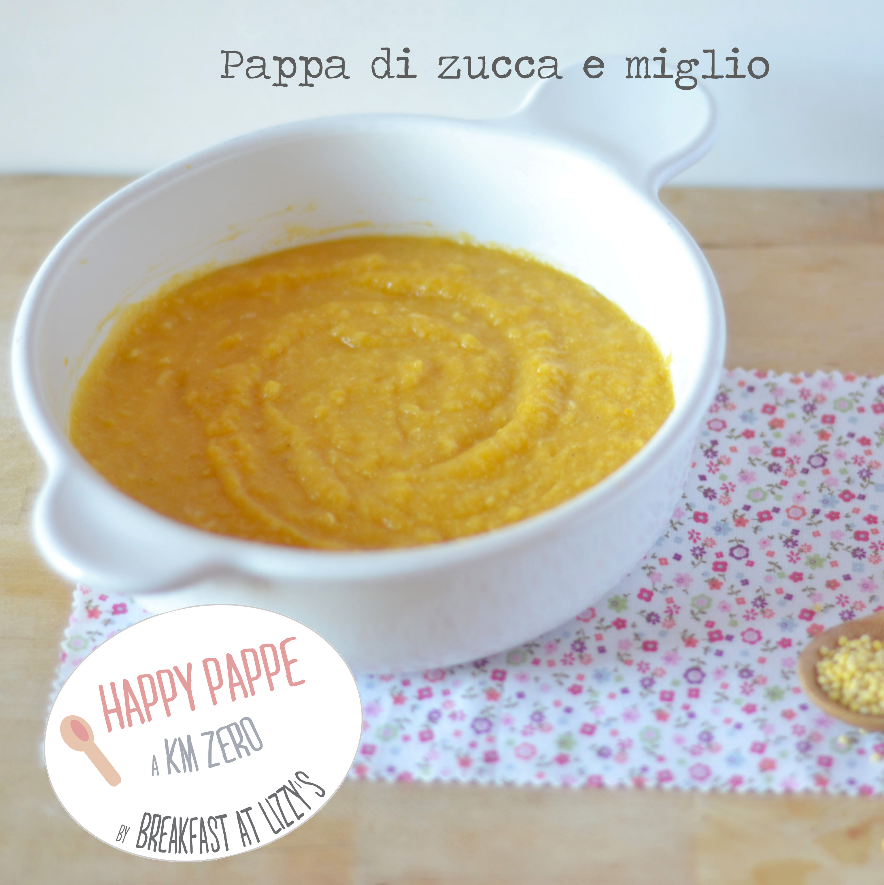 Pappe 7 mesi ricette bimby