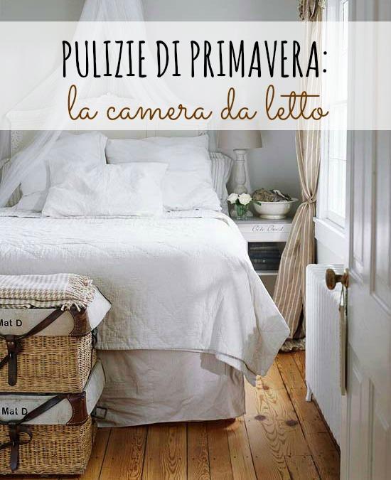Pulizie di primavera la camera da letto babygreen - Immagini tende camera da letto ...
