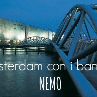Amsterdam con i bambini: NEMO
