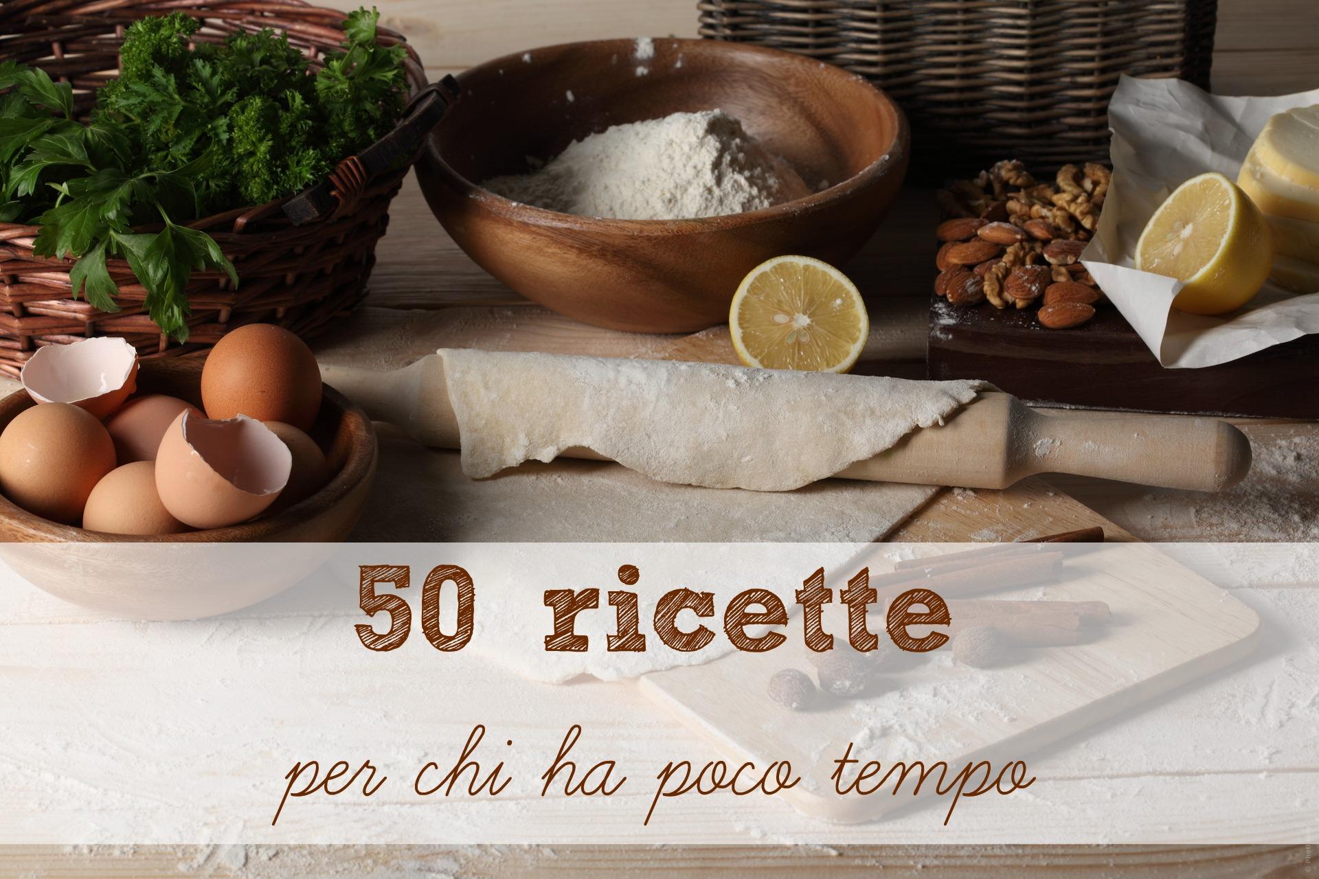 50 ricette veloci e facili babygreen - Cucinare spendendo poco ...