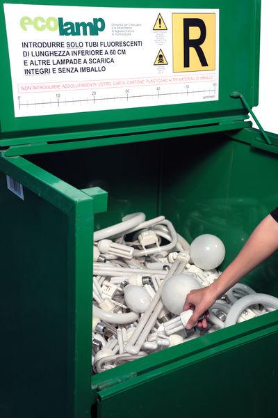 Come riciclare (correttamente) le lampadine a basso consumo - Babygreen