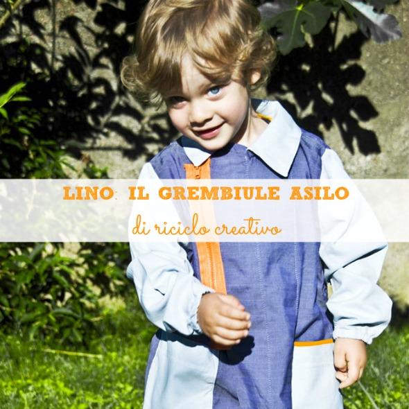 Grembiuli Asilo Lino by Aquapotabile