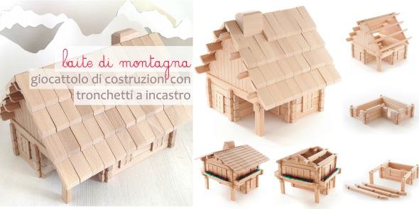 Costruzioni di legno per bambini benefici e divertimento for Piccoli piani di baite
