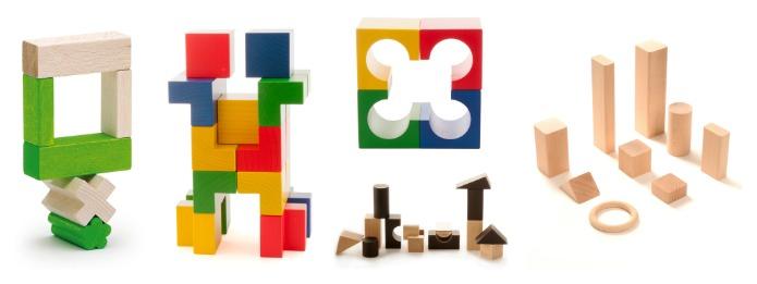 costruzioni di legno per bambini benefici e divertimento