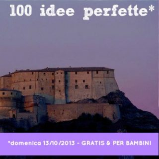 100 idee perfette x domenica 13 ottobre (gratis & con bambini)