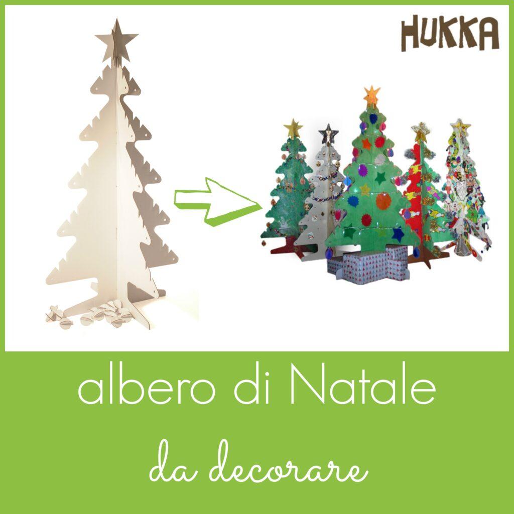Albero di natale da decorare babygreen - Decorare albero di natale idee ...