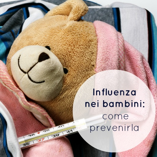 Influenza bambini