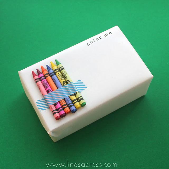 Famoso Pacchetti regalo fai da te: 5 (fantastiche) idee - BabyGreen KF86
