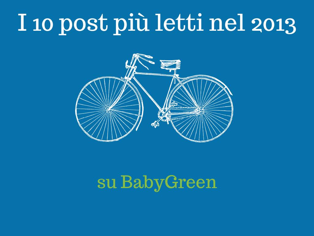 i 10 post più letti su BabyGreen nel