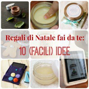Regali di natale fai da te 10 facili idee babygreen - Lavoretti in casa fai da te ...