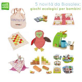Giochi ecologici per bambini