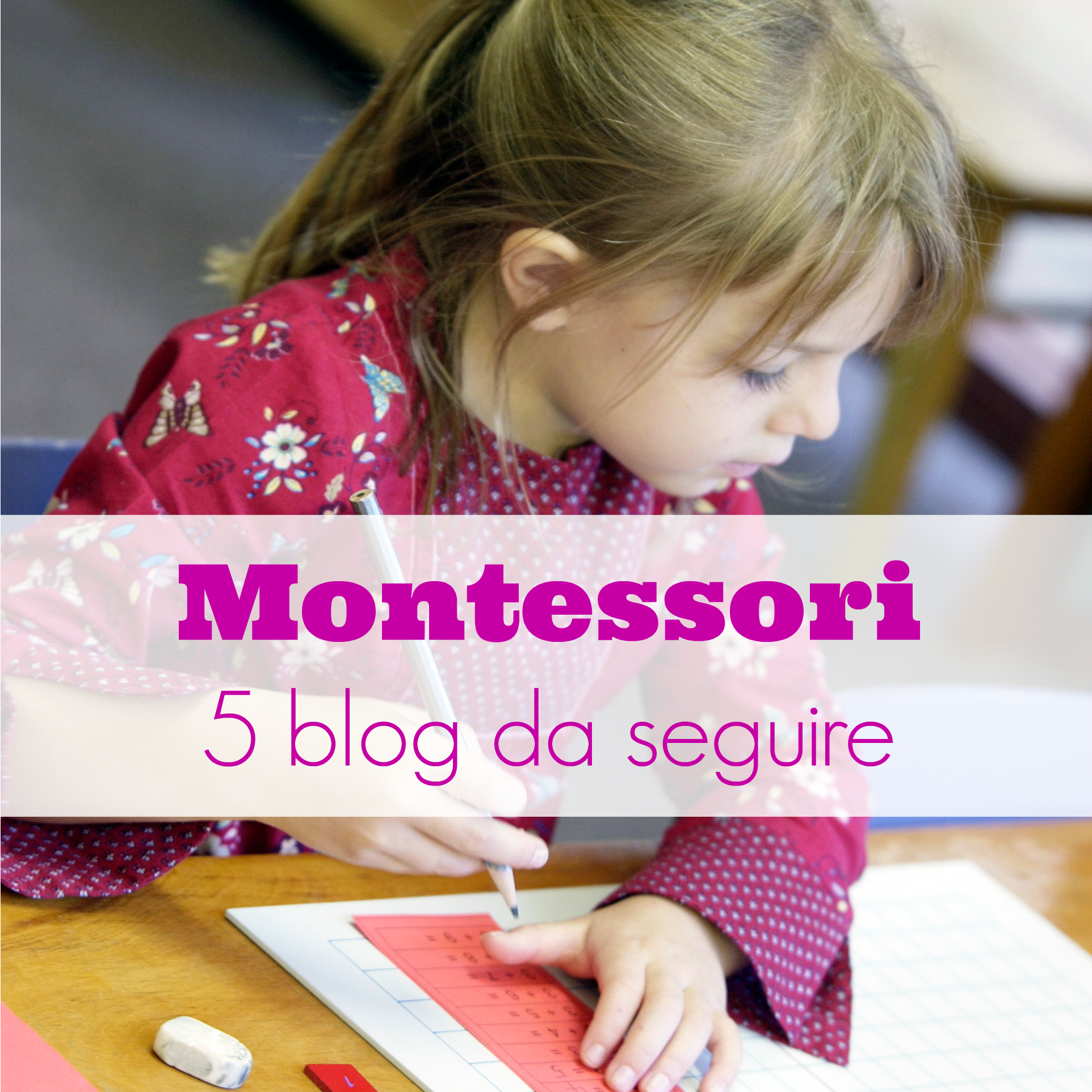 Montessori: 5 blog da seguire - BabyGreen