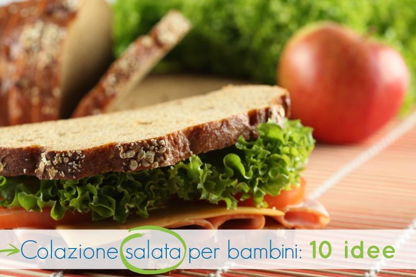 Super Colazione salata per bambini: 10 idee - BabyGreen TA74