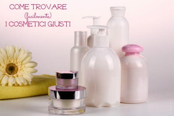 Come trovare cosmetici naturali