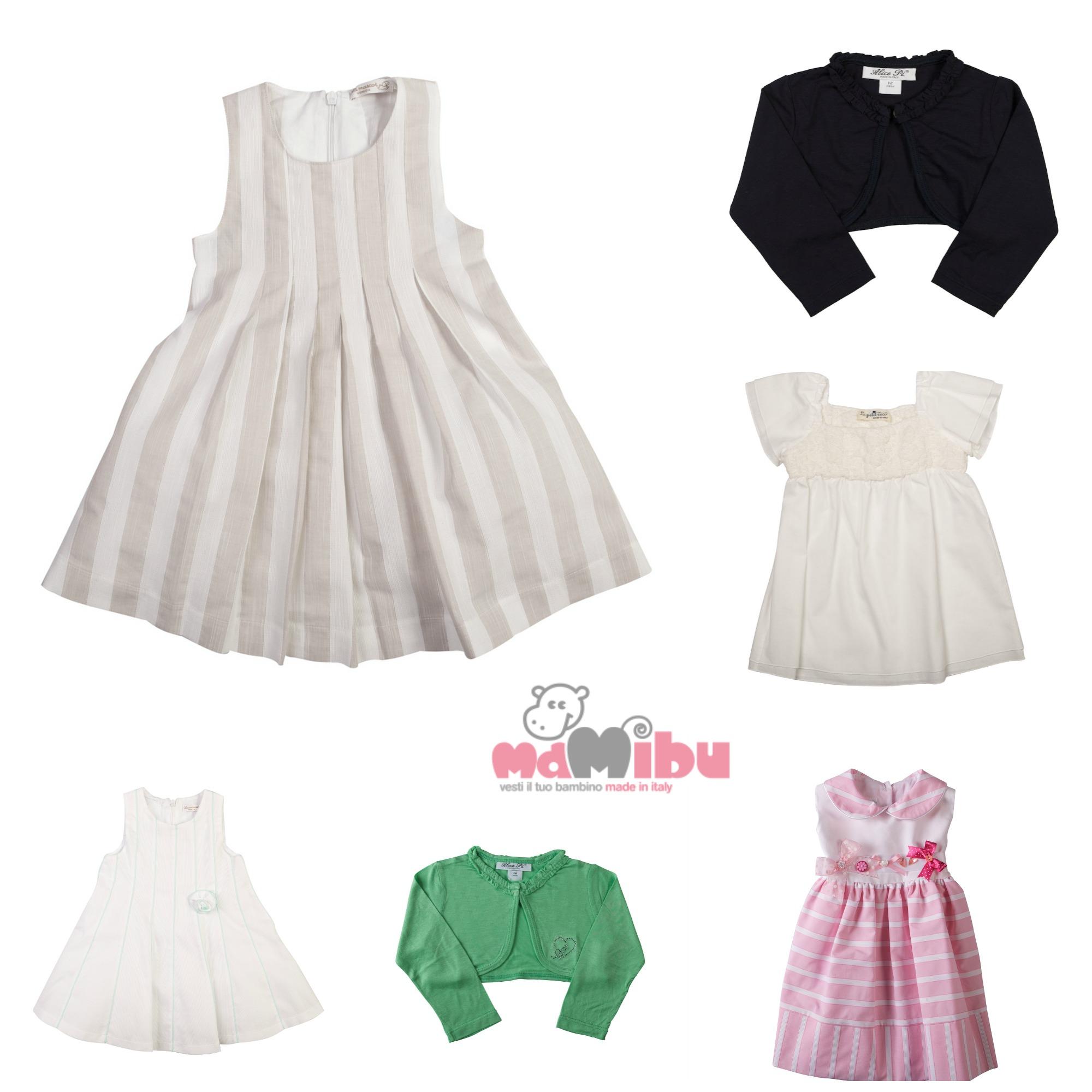 Abiti da cerimonia per bambini (da 0 a 3 anni) - BabyGreen b6211ba15c1