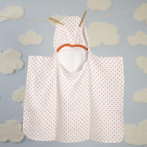 Accappatoio Poncho per neonati