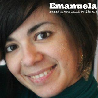 Emanuela: mamma green della settimana