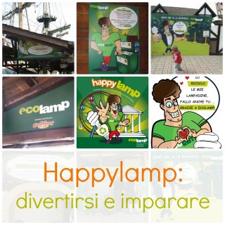 Happylamp: divertirsi e imparare