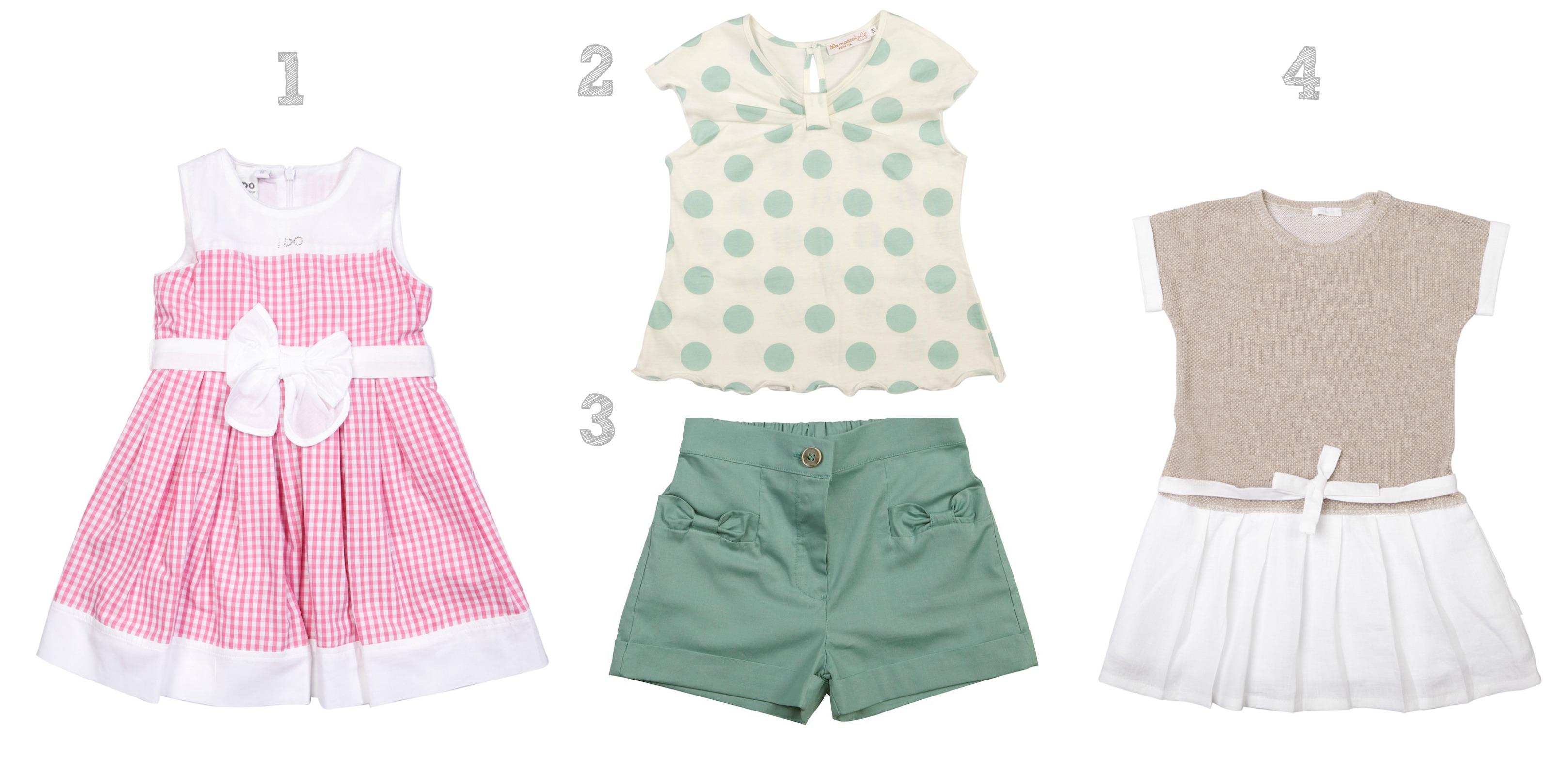 fb1530ab838c7 Abbigliamento estivo per neonati e bambini su Mamibu - BabyGreen