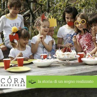 CORA Happywear: la storia di un sogno realizzato