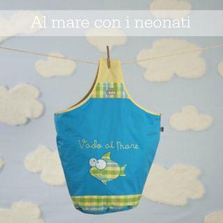 Al mare con i neonati