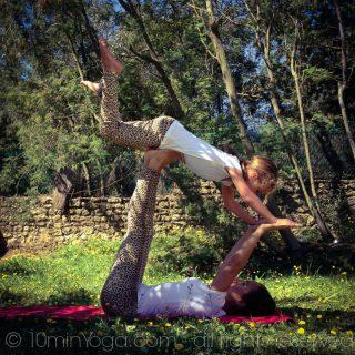 Yoga per tutti in 10 minuti